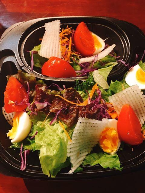 磐田産野菜サラダ