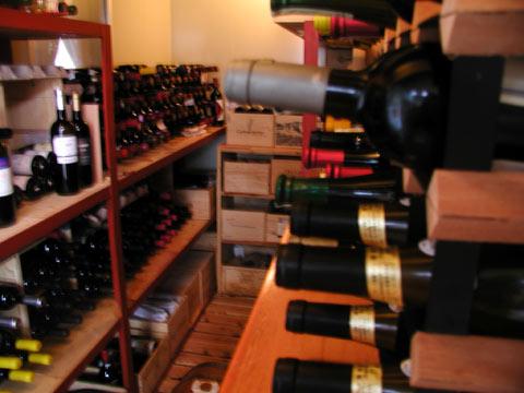 熟成ワイン:当店のセラーより蔵出し